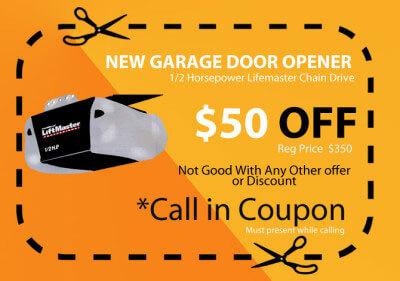 garage door opener repair west Hollywood