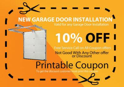 new garage door west Hollywood