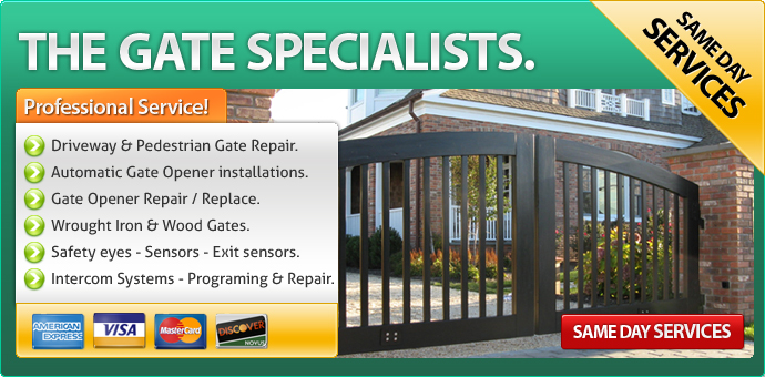 Gate Repair Hollywood CA